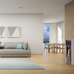 Air Pellet stoves